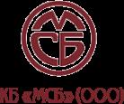 Международный Строительный Банк (МСБ) - Логотип