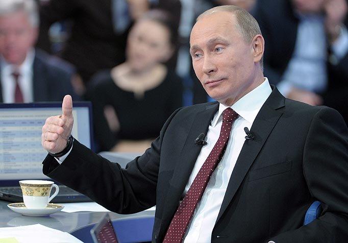 Инфляция в РФ пробила психическую отметку— Путин